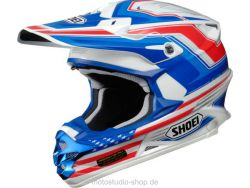 Shoei VFX-W Salute TC-2 Helm
