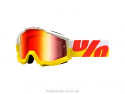 100% Accuri Motocross Brille in&out