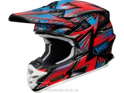 SHOEI VFX-W Maelstrom TC-1