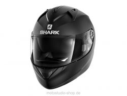 Shark Helm RIDILL schwarz matt