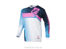 Kenny Racing Track Jersey KIDS Fluo Pink