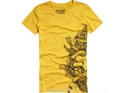 FOX GIRLS Majestiv Crew Neck T-Shirt