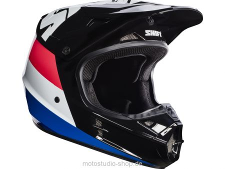 SHIFT WHIT3 Tarmac Helm