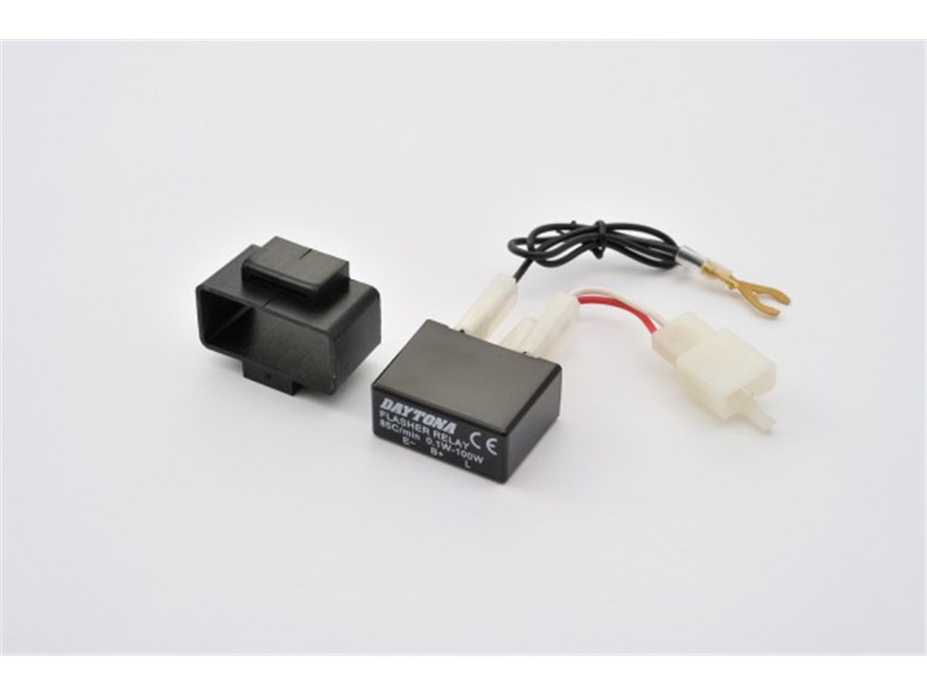 Blinkrelais IC 0,1 -100W 12V DC